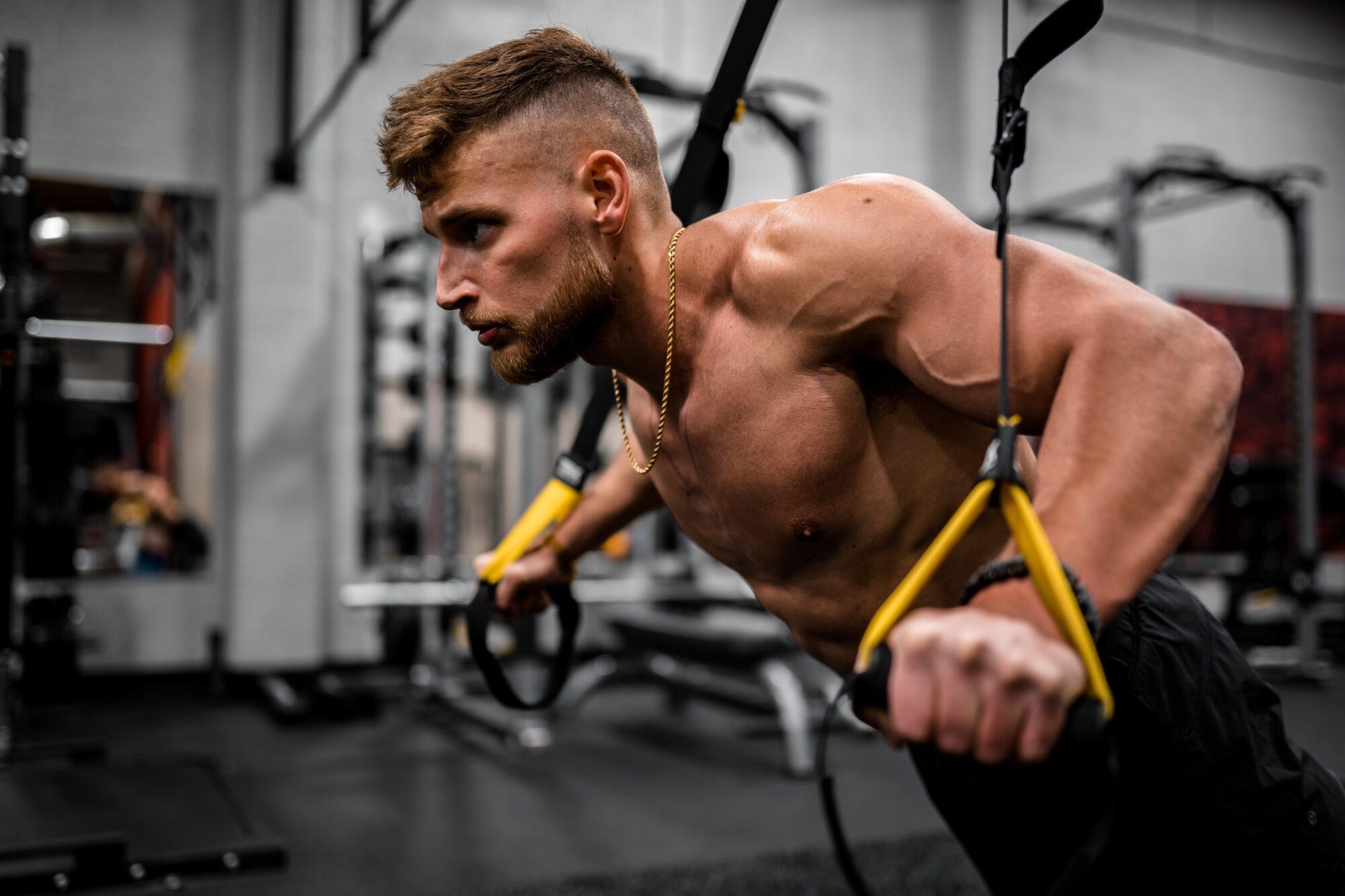 TRX – simpel og effektiv træning